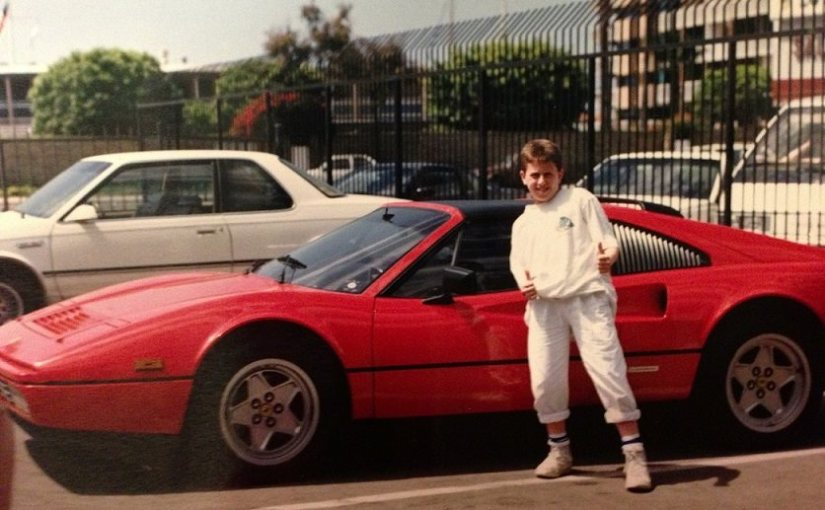 Early Automotive Enthusiasm