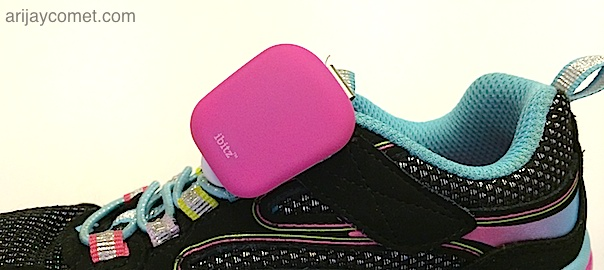 Review of the iBitz by GeoPalz – Kids Activity Tracker