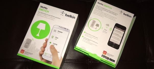 Belkin WeMo: Making the Switch to a Smart Home