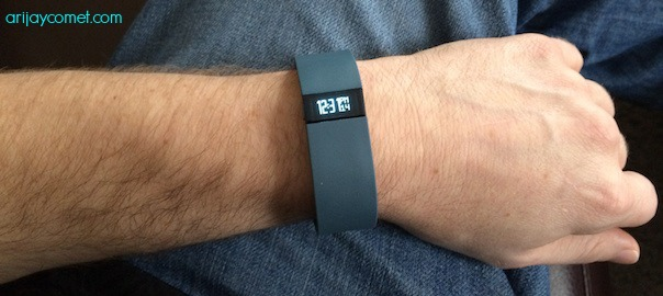 Fitbit Force: After One Week