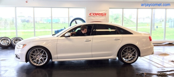 Dyno Day & Technology Review: My 2014 Audi S6