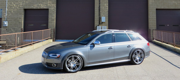 DRIVEN: Moving ahead with my 2013 AudiAllroad