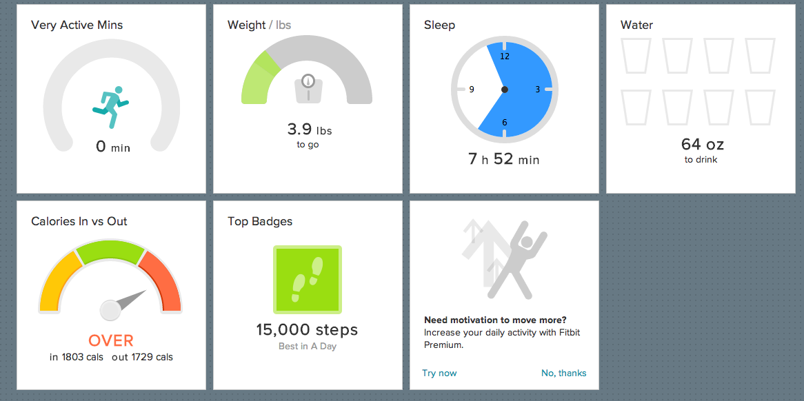 BATTLE! – Striiv Touch versus Withings Pulse O2 versus
