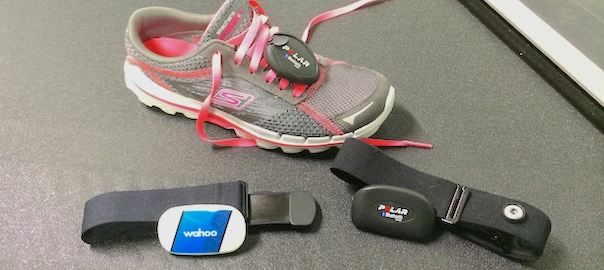 BATTLE! – Wahoo Fitness TICKR RUN Heart Rate Monitor vs Polar H7 Heart Rate Sensor + Polar Stride Sensor
