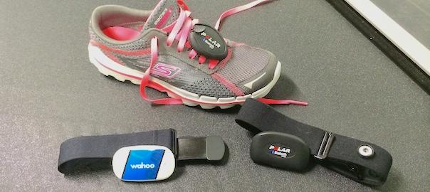 BATTLE! – Wahoo Fitness TICKR RUN Heart Rate Monitor vs Polar H7 Heart Rate Sensor + Polar StrideSensor