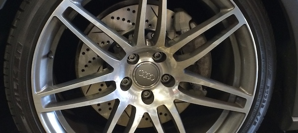 BRAKES: Upgrading the binders on my 2013 Audi Allroad