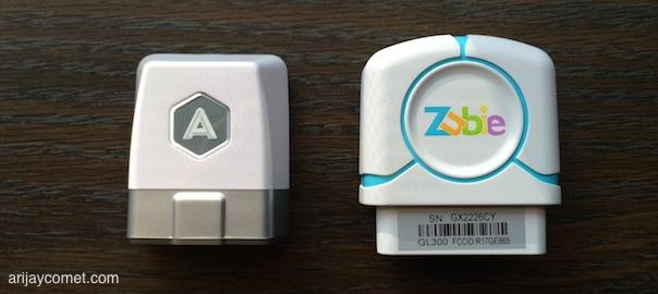 REVIEW & COMPARISON: Zubie Key Connected Car Service versus Automatic Smart DrivingAssistant