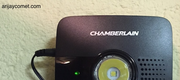 QUICK LOOK: Chamberlain MyQ Garage Door Opener and Rachio IRO Smart Irrigation Controller