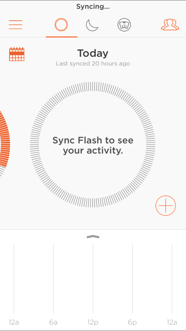 how to use misfit flash app
