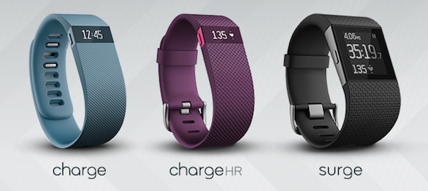 PREVIEW: Fitbit releases new Charge, Charge HR, and Surgedevices