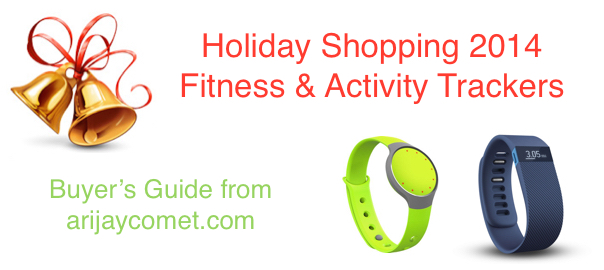 Best Fitness & Activity Trackers for the 2014 Holiday Season