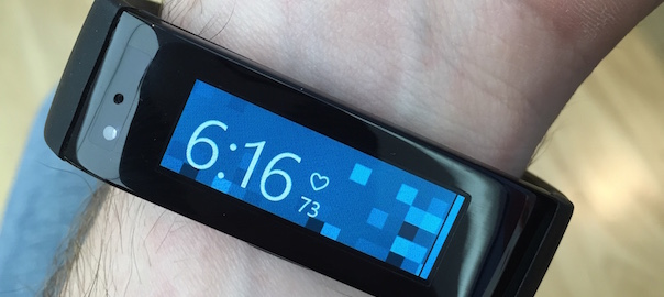 COMPARISON: Basis Peak vs Microsoft Band vs Polar M400