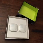 ecobee3 Thermostat - Unboxing of the extra thermostat sensors