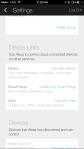 Amazon Echo - App view