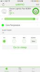 View within Belkin WeMo app