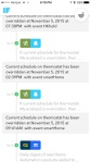 IFTTT - More recent events scrolling through history