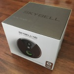 SkyBell HD - Exterior of box