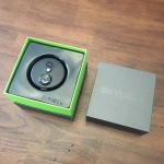 SkyBell HD - Unboxing - Decent quality, but the black plastic tray was a bit cheap feeling