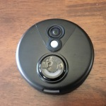 SkyBell HD - Unboxing - Device itself is nice, though the rubber collects dirt