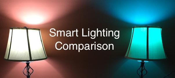 TESTED: An EPIC Comparison of Smart Light Bulbs — Philips Hue versus Belkin WeMo versus LIFX versus GE Link versus TCP Connected versus MisfitBolt
