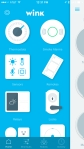 Wink Hub - iOS App - Even more devices added