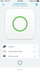 Wink Hub - iOS App - Nest Protect integration