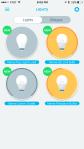 Wink Hub - Controlling lights