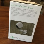 Arlo Wireless Smart Home Security Camera System - Side of box