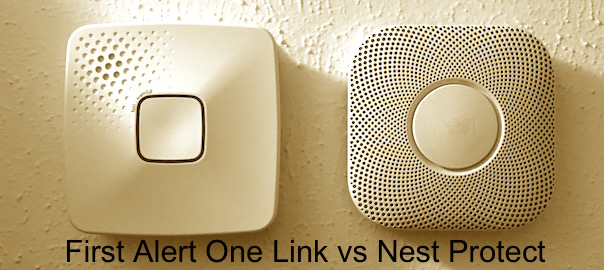 COMPARISON: First Alert One Link Wi-Fi Smoke and Carbon Monoxide Detector versus Nest Protect 2nd Gen Smoke + Carbon Monoxide Alarm