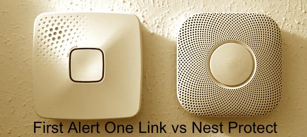 COMPARISON: First Alert One Link Wi-Fi Smoke and Carbon Monoxide Detector versus Nest Protect 2nd Gen Smoke + Carbon MonoxideAlarm