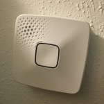 First Alert OneLink Smoke Detector - Idle, no LED lit