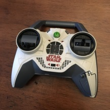 Millennium Falcon Quad-copter by Air Hogs - Controller, front