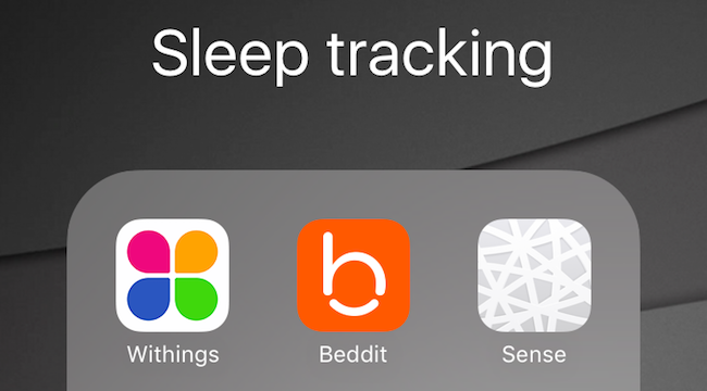 Sleep Tracker Comparison: Withings Aura versus Sense Sleep Pill versus Beddit Sleep Monitor