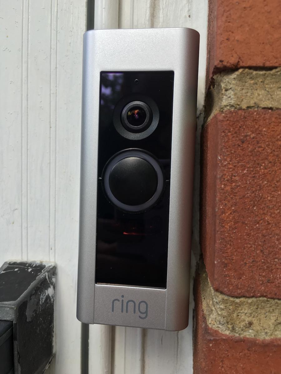 UPGRADE: Ring Video Doorbell PRO – ari jay comet : blog