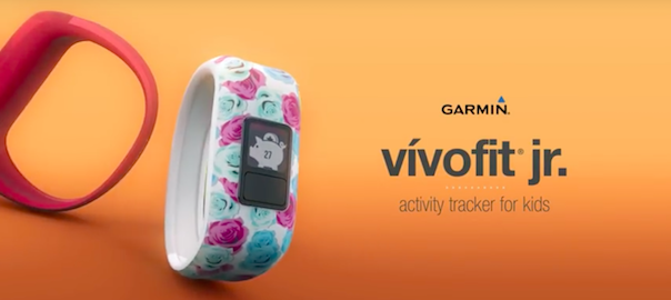REVIEW: Garmin Vivofit Jr. Kid's Fitness Wearable