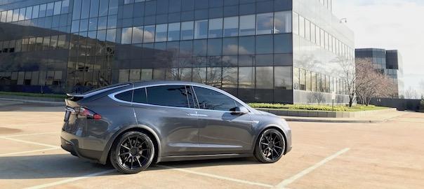 REVIEW: Niche Essen Wheels for my Tesla Model X SUV – ari