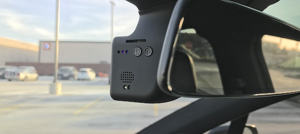 TESTED: TOPFIT Customized Dash Cam for Tesla Model X SUV
