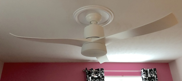 REVIEW: Hunter Symphony Ceiling Fan with WiFi (Amazon Alexa & AppleHomeKit)