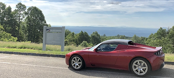 ROAD TRIP: From Florida to Ohio in a 2010 Tesla Roadster Sport 3.0